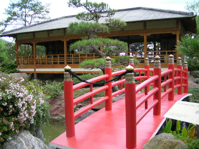 Diff rents types de jardin for Jardin japonais monaco